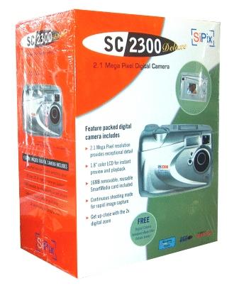 Sipix SC-3300 Manuals