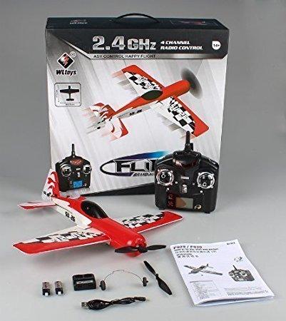 WL Toys F929 2.4GHz 4-Channel Remote Control Airplane