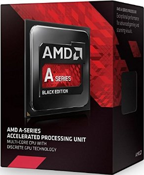 AMD CPU A10-7860K GODAVARI QUAD-CORE 3.6GHZ SOCKET FM2+ DESKTOP PROCESSOR - AD785KYBJCSBX
