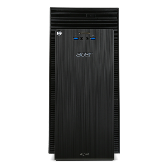 REFURBISHED - ACER ASPIRE TC - AMD A8-7600, 8GB, 2TB, WINDOWS 10 - DESKTOP PC SYSTEM - ATC-220-ES61