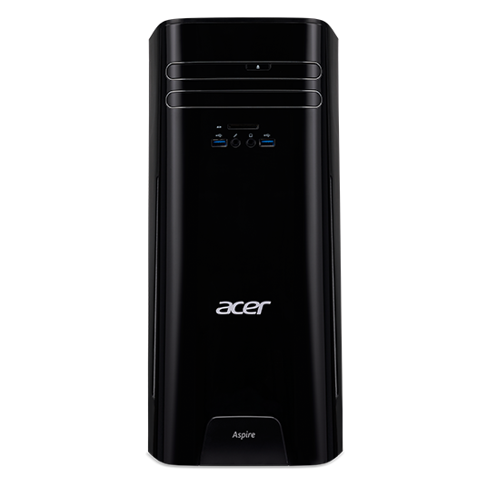 REFURBISHED - ACER ASPIRE TC - AMD A10-7800, 12GB, 1TB, WINDOWS 10 HOME - DESKTOP PC - ATC-280-EB11