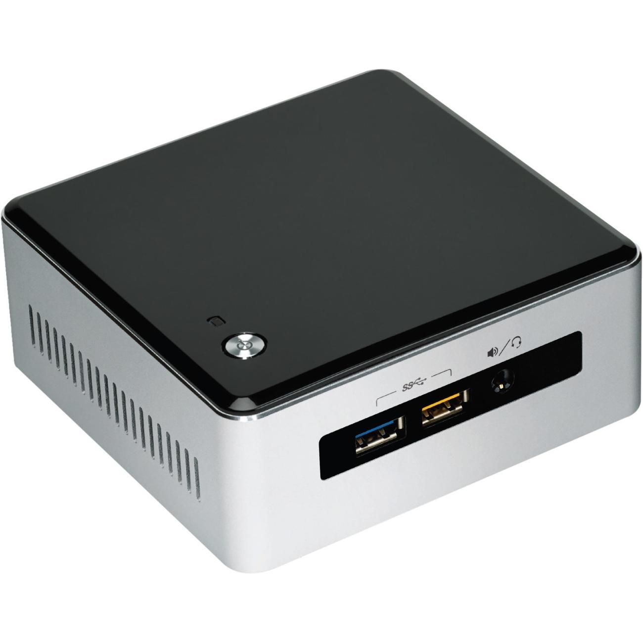 """INTEL NUC Ci3-5010U,SUP 2.5""""HD/M.2 SSD"""