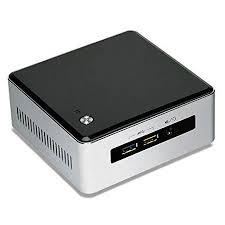 INTEL NUC ULTRA COMPACT BAREBONE PC INTEL CORE i5-5250U CPU