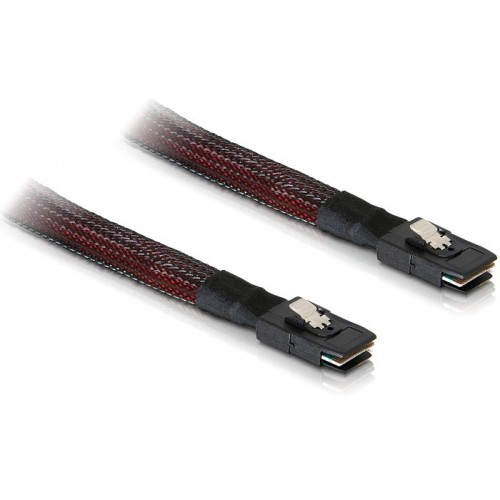 LSI CBL-SFF8087-05M - SAS/SATA INTERNAL MULTI-LANE CABLE 0.5M