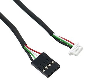 MINI-ITX - USB CABLE FOR USB WIFI MODULE 8-INCH