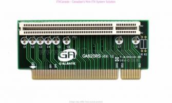 MINI-ITX - PCI RISER CARD FOR G-ALANTIC GA630 MINI-ITX CASE