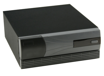 MINI-ITX - MINI-BOX M300 ENCLOSURE WITH 1 PCI SLOT AND BOOTABLE CF READER OPTION