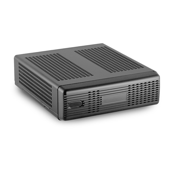 MINI-ITX - MINI-BOX M350 UNIVERSAL MINI-ITX ENCLOSURE