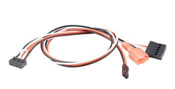 MINI-ITX - SERIAL CABLE HARNESS FOR M3-ATX TYPE 1