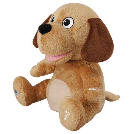 ILIVE BLUETOOTH BUDDY PLUSH DOG SPEAKERS - ISB485DOGBR