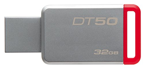 KINGSTON DATATRAVELER 50 - 32GB - USB 3.1 - FLASH DRIVE - DT50/32GB