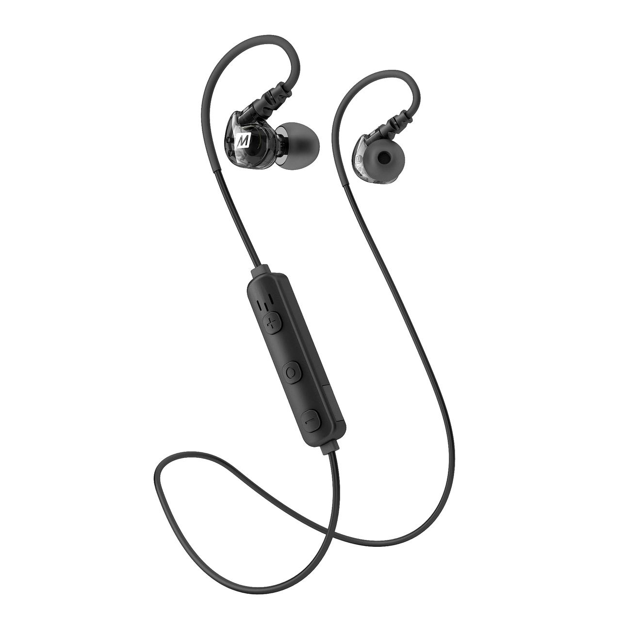 MEEAUDIO X6 PLUS BLUETOOTH WIRELESS IN-EAR HEADPHONES - EP-X6PLUS-BK-MEE