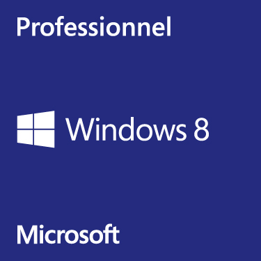 MICROSOFT WINDOWS 8 PRO 32-BIT FRENCH DVD OEM - SOFTWARE - OPERATING SYSTEMS - FQC-05923