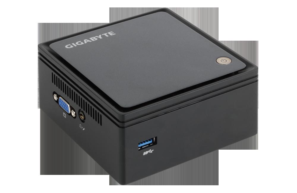 GIGABYTE BRIX J1900,4GB,500GB,W8.1