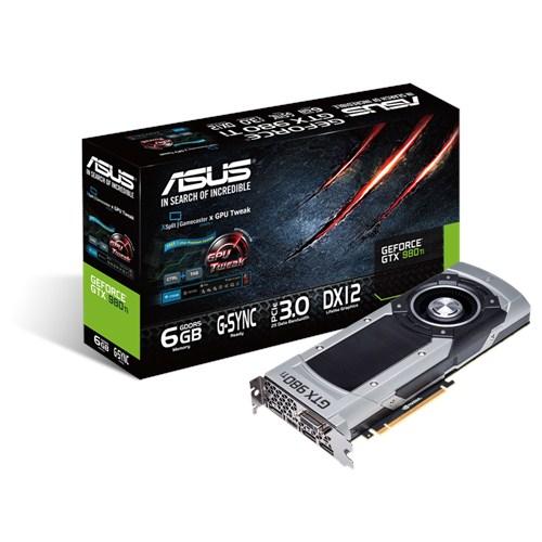ASUS GTX980TI-6GD5, DVI,HDMI,3DP