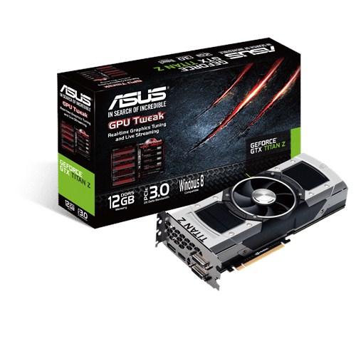 ASUS GTXTITANX-12GD5,12GB,DVI,HDMI,3DP