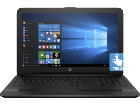 HP NOTEBOOK - 15-BA010CA - TOUCHSCREEN - X7V57UA#ABL