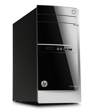HP PAVILION 500-489 DESKTOP PC - INTEL I7-4790, 8GB, 1TB, WINDOWS 7 PRO - J4X20AA#ABL