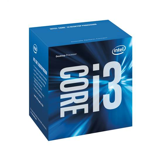 INTEL CPU - CORE I3-6100T SKYLAKE DUAL-CORE 3.2GHZ SOCKET 1151 - 35W - DESKTOP PROCESSOR - BX80662I36100T