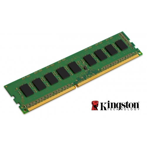 KINGSTON 4GB DDR3 1600MHZ ECC - COMPUTER MEMORY - KVR16E11S8/4