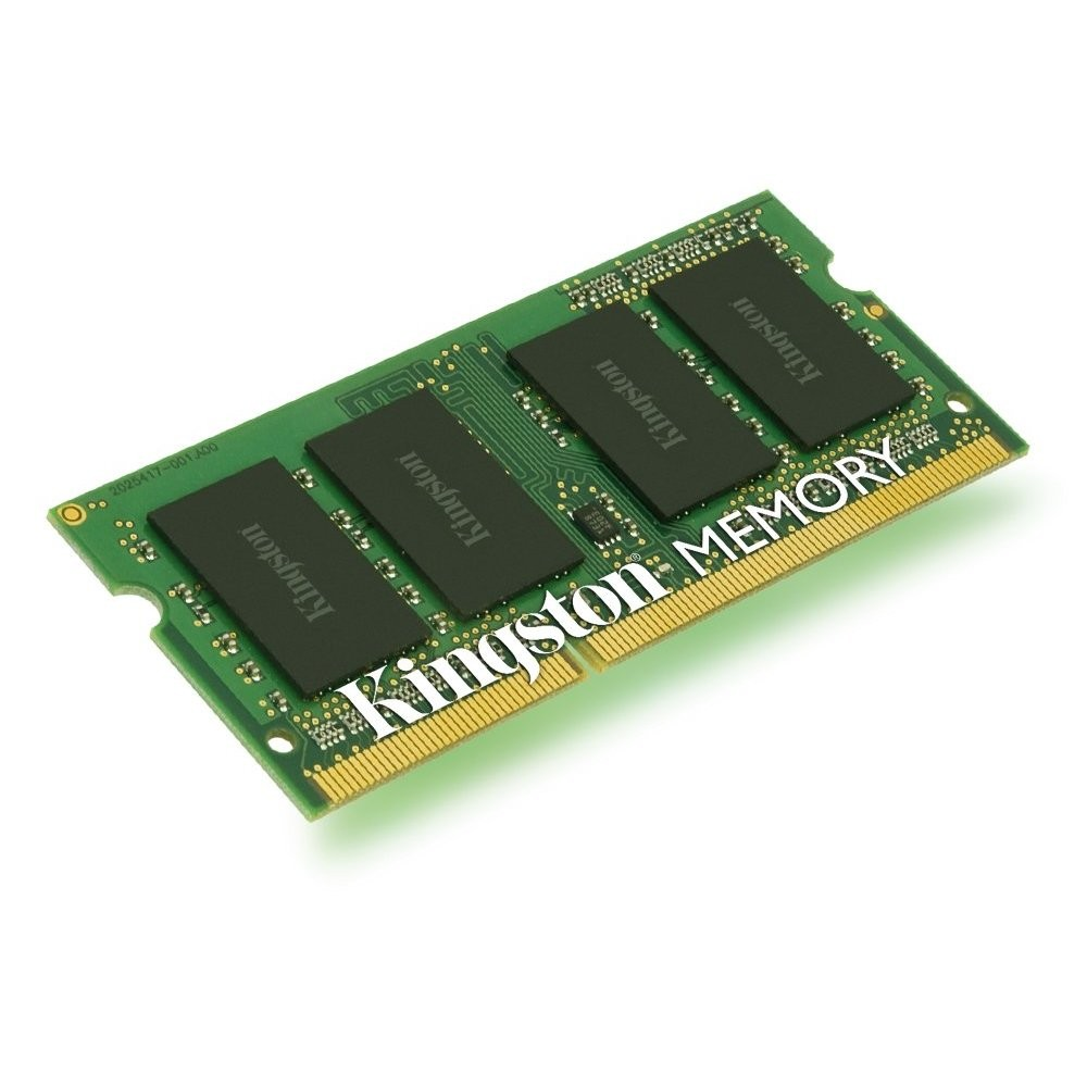 KINGSTON 8GB DDR3 1333MHZ SODIMM - NOTEBOOK MEMORY - KVR1333D3S9/8G