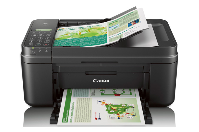 CANON PIXMA MX492 WIRELESS INKJET OFFICE ALL-IN-ONE - PRINTER