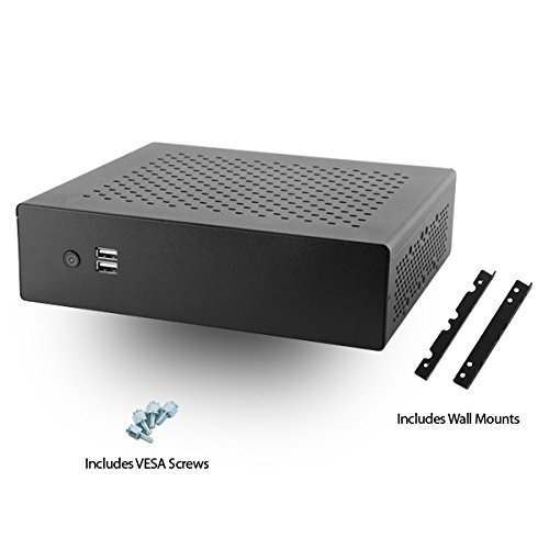MITXPC MX500 INDUSTRIAL FANLESS MINI-ITX CASE