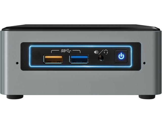 INTEL NUC KIT NUC6CAYN MINI PC - INTEL CELERON J3455 - BOXNUC6CAYH