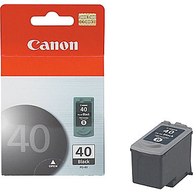 CANON PG-40 BLACK INK CARTRIDGE - 0615B002