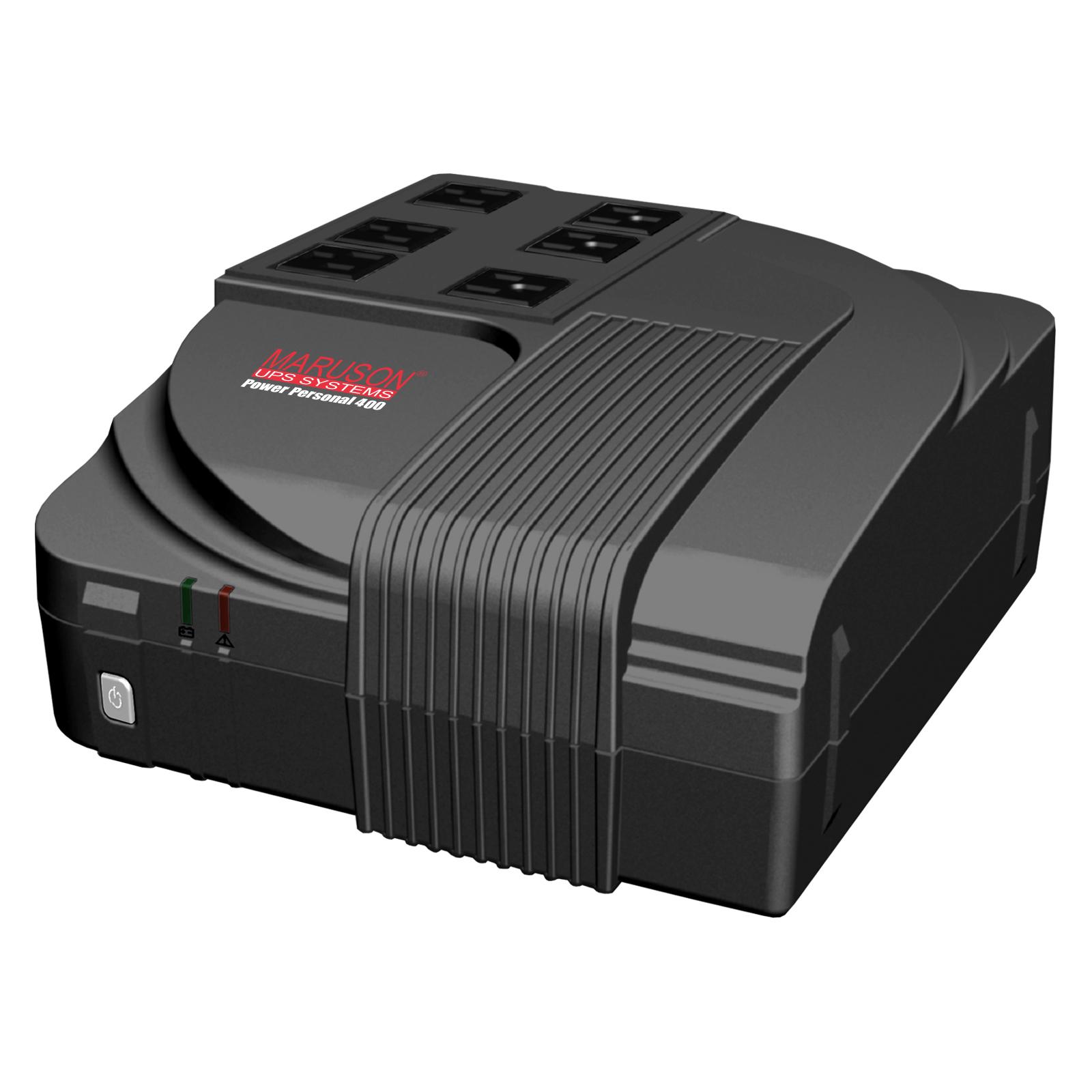 MARUSON POWER PERSONAL SERIES 400 VA - UPS SYSTEMS - POP-400