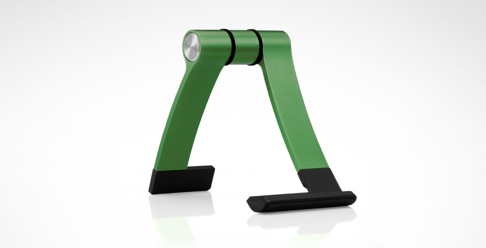 COOLER MASTER JAS MINI DISPLAY STAND - GREEN - TABLET ACCESSORIES - R9-TPS-JSMHU-GP