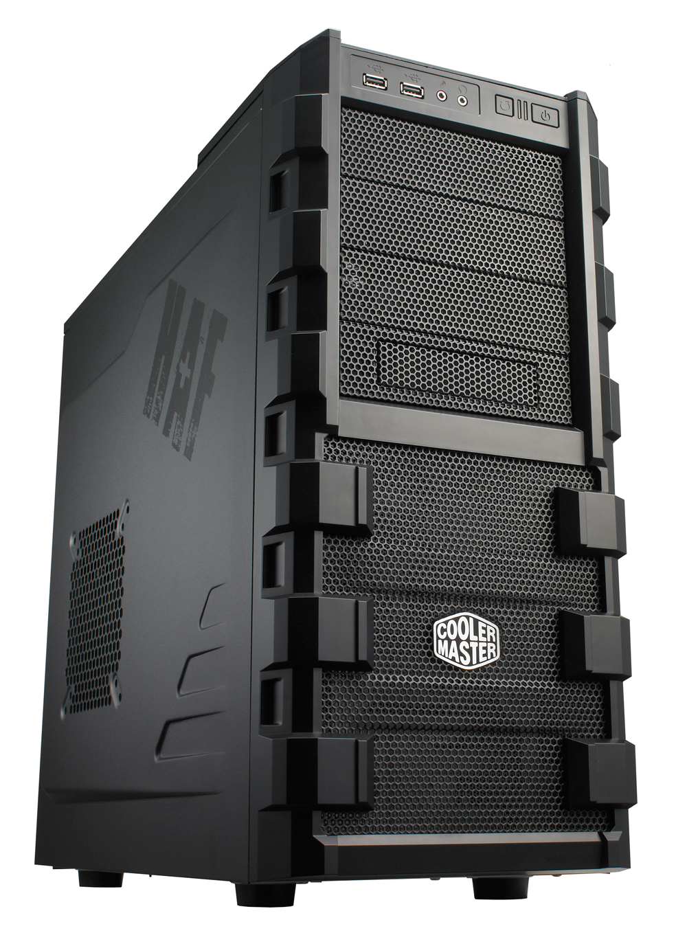 COOLER MASTER HAF 912 - ATX - MID TOWER - COMPUTER CASE - RC-912-KKN1