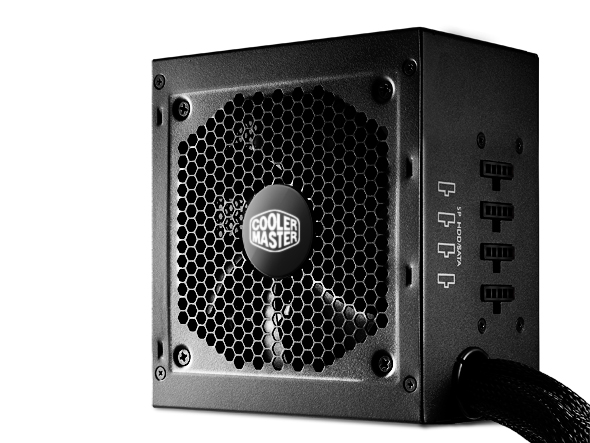 COOLERMASTER G650M 650W ATX POWER SUPPLY - RS650-AMAAB1