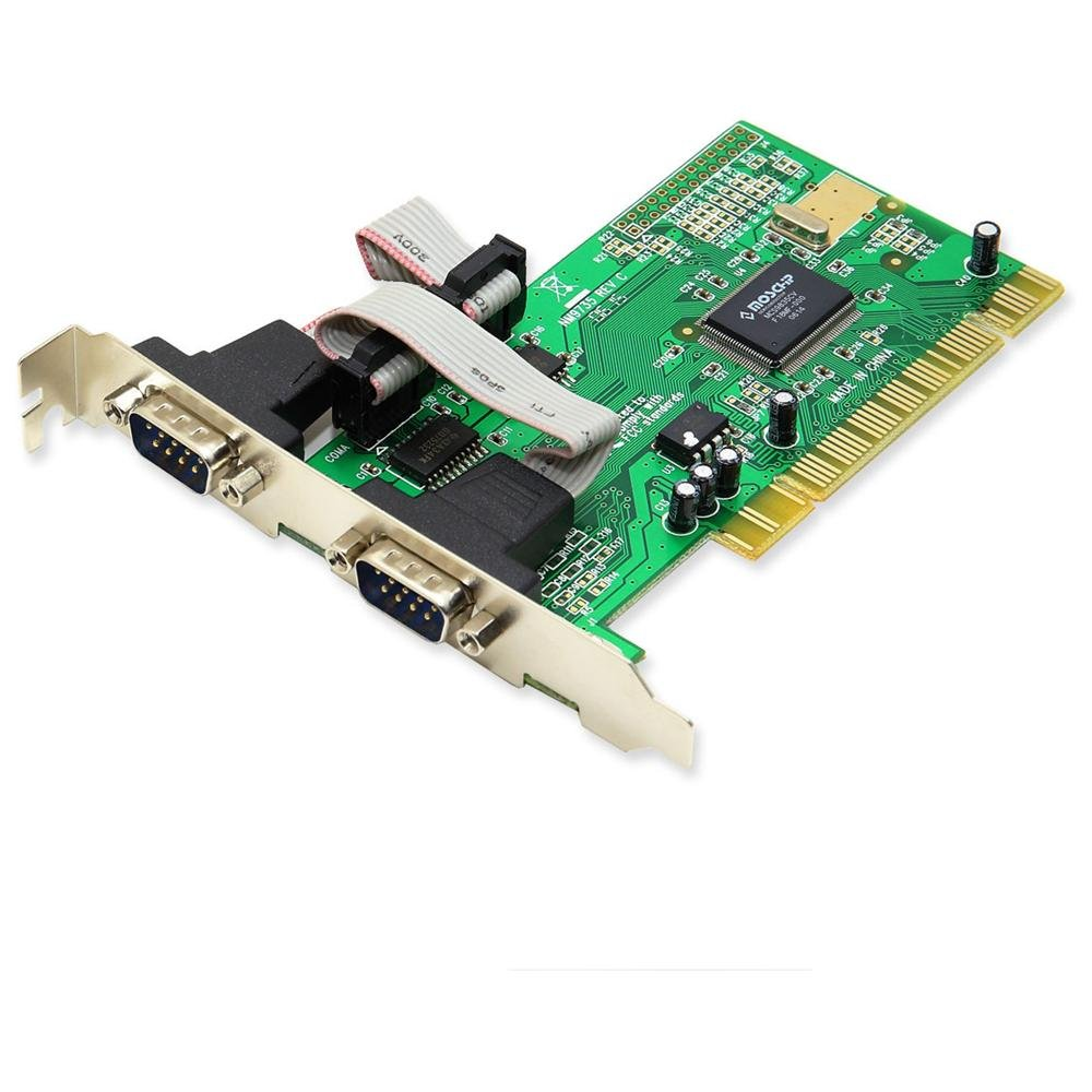 SYBA PCI TO SERIAL 2-PORT
