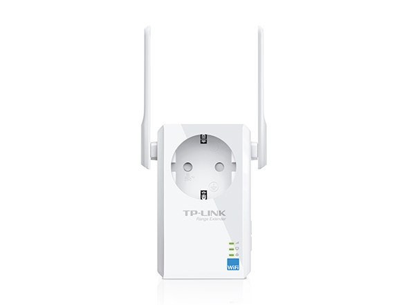 TP-LINK 300MBPS WI-FI RANGE EXTENDER WITH AC PASSTHROUGH - TL-WA860RE