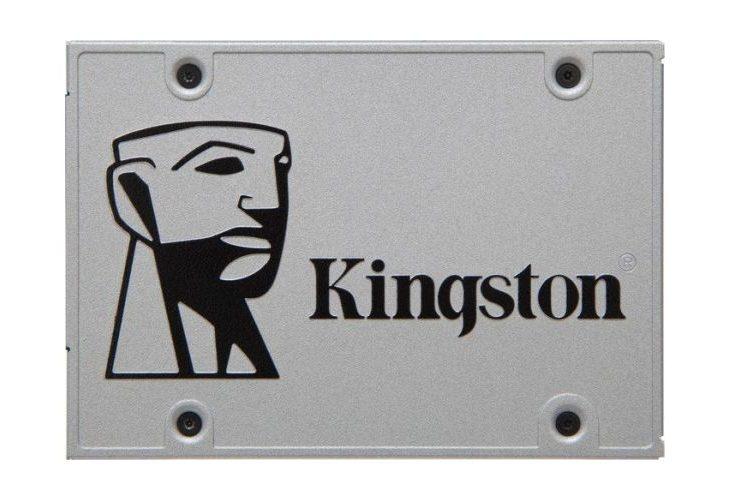 KINGSTON SSDNOW UV400 240GB 2.5-INCH SATA3 6GB/S - INTERNAL SOLID STATE DRIVE - SUV400S37/240G