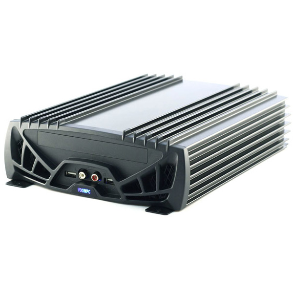MINI-ITX - MINI-BOX VOOMPC-2 CAR PC ENCLOSURE