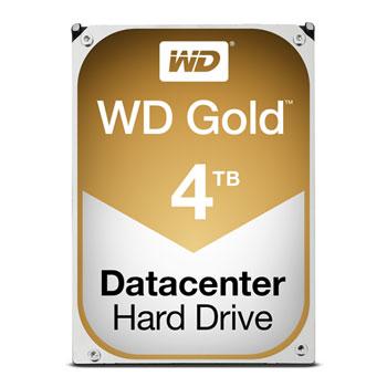 "WD GOLD ENTERPRISE 4TB SATA 6.0GB/S 3.5"" 7200RPM - INTERNAL HARD DRIVE - WD4002FYYZ"
