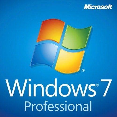 MICROSOFT WINDOWS 7 PROFESSIONAL 64-BIT ENGLISH DVD OEM - SOFTWARE - OPERATING SYSTEMS - FQC-08289