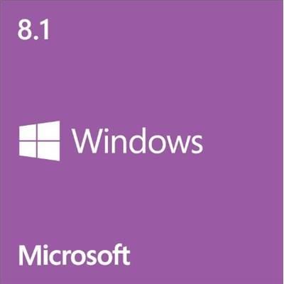 MICROSOFT WINDOWS 8.1 32-BIT ENGLISH DVD OEM - SOFTWARE - OPERATING SYSTEMS - WN7-00659