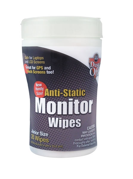FALCON MONITOR WIPES - JUNIOR 35PC - CLEANING PRODUCTS - DSCTSM