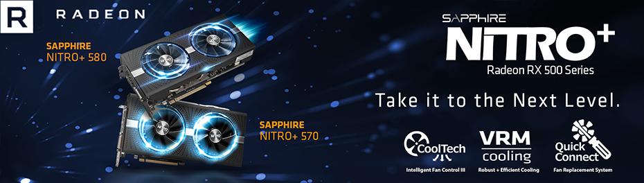 Sapphire Nitro+ RX