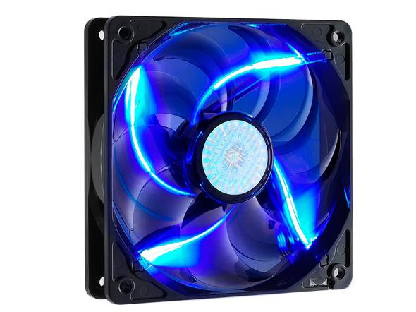 CM R4 120MM FAN W/BLUE LED