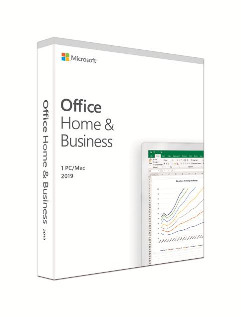 MS OFFICE 2019 HOME & BUSINESS EN OEM
