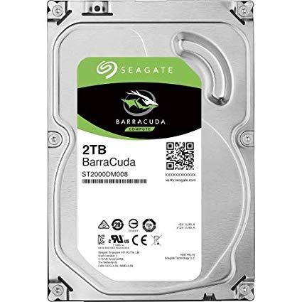 $SATA SEAGATE 2TB (7200rpm)256MB/6Gb/s