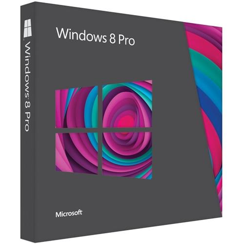MICROSOFT WINDOWS 8 PRO 64-BIT FRENCH DVD OEM - SOFTWARE - OPERATING SYSTEMS - FQC-05959