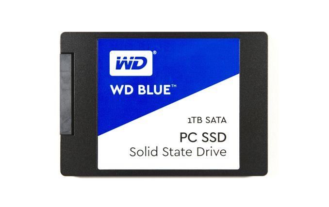 WD BLUE    1TB  SATA 3D NAND SSD