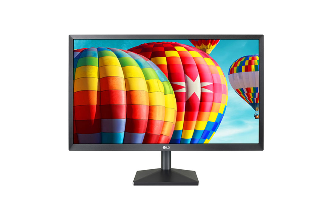 "LG 27"" IPS HDR FHD MONITOR 5MS 1920X1080 16:9 HDMI D-SUB - 27BK430H-B"
