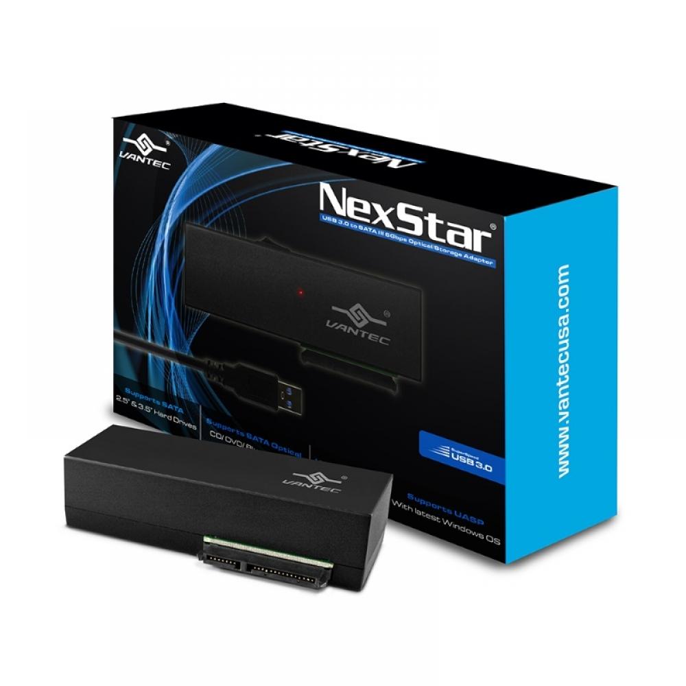 VANTEC NEXSTAR U3-SATA OPT/HDD ADAPTER