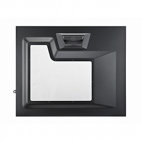 CM SIDE WINDOW FOR STACKER (BLACK)